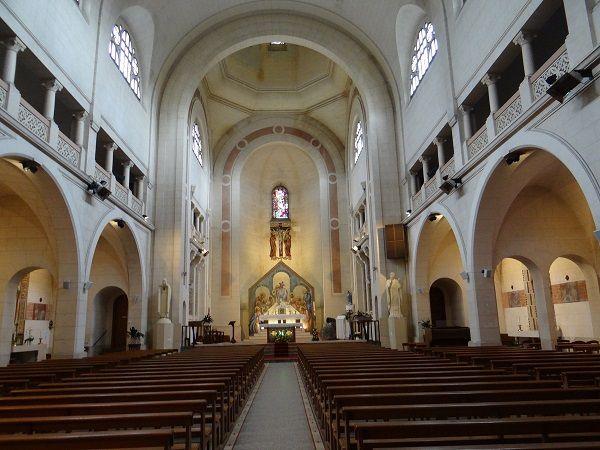 Eglise St Julien par Benoît Manauté