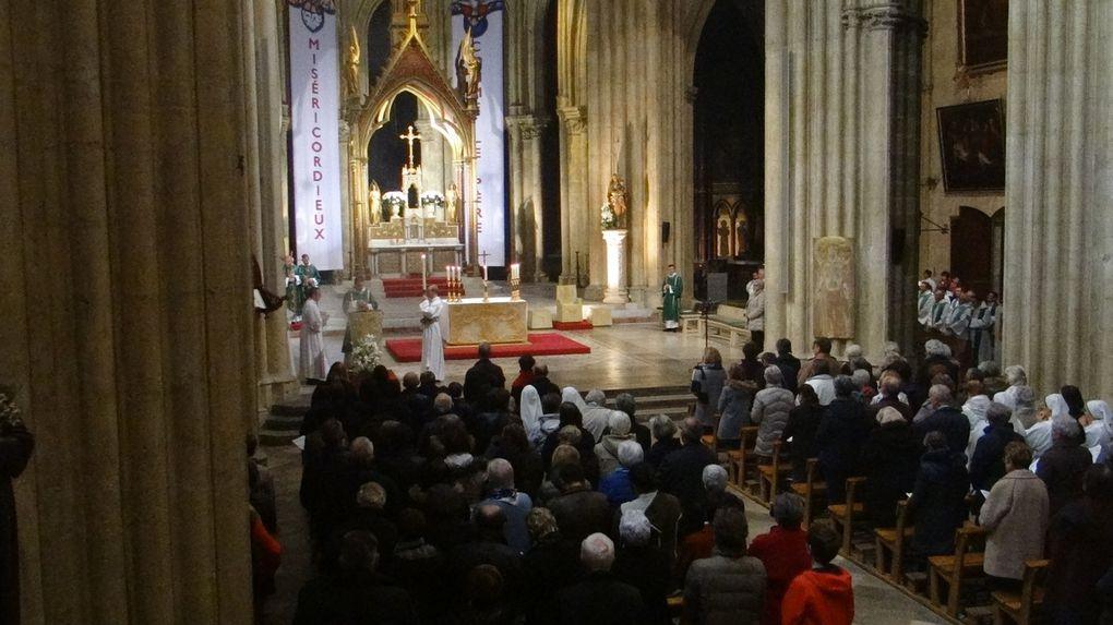 Clôture de l'année de la Miséricorde : Dimanche 13 novembre 2016