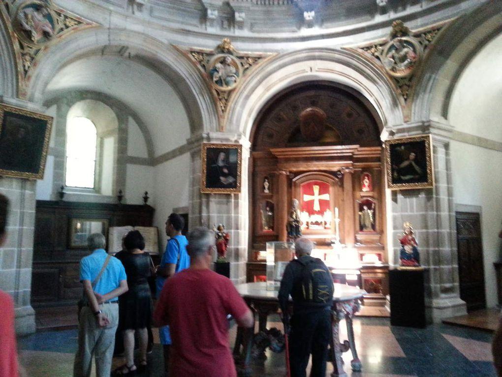 Visite du monastère royal de Saint Julien à Samos..