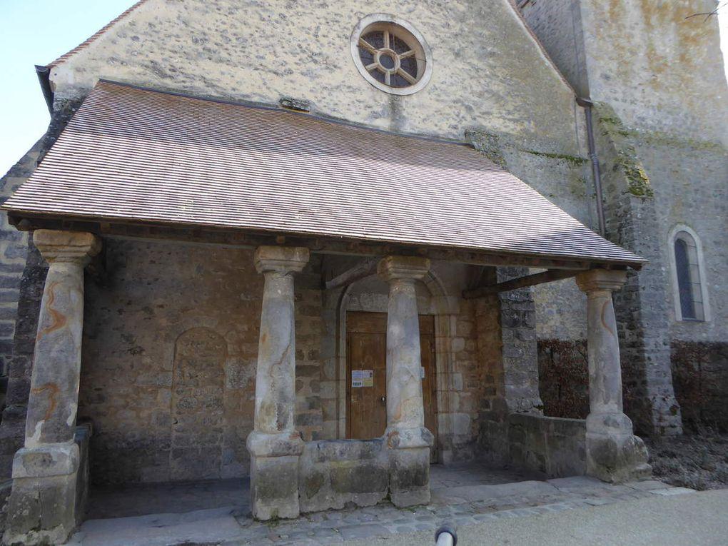 Randonnée de Boutigny à La Ferté-Alais - 16,6 km.