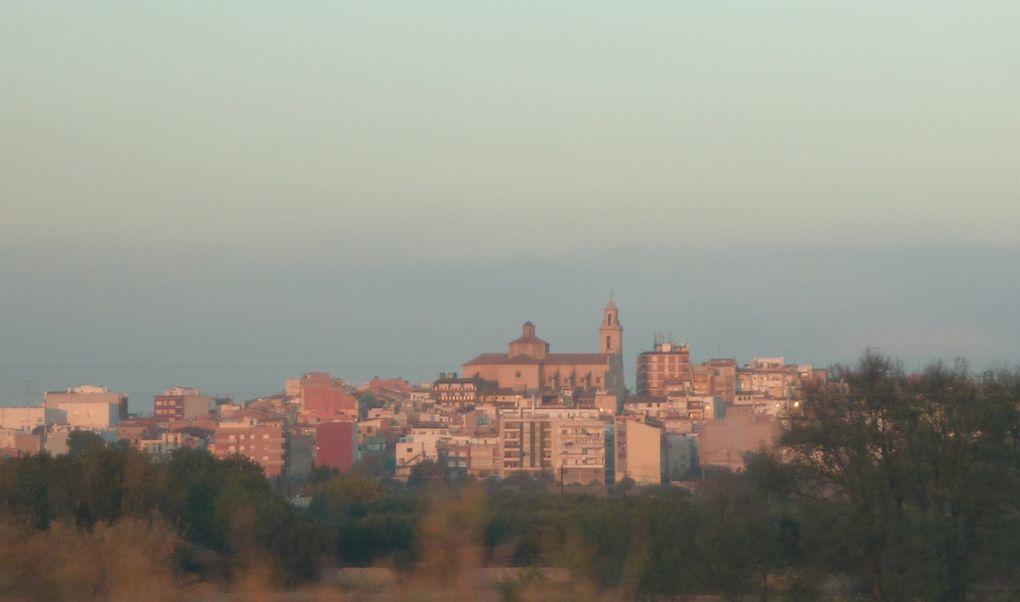 Paysages ou villages espagnols !