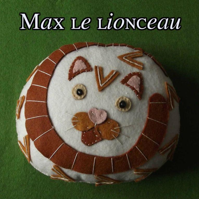 Max le lionceau