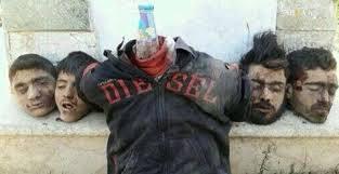 DAESH est armé par les USA et la coalition.