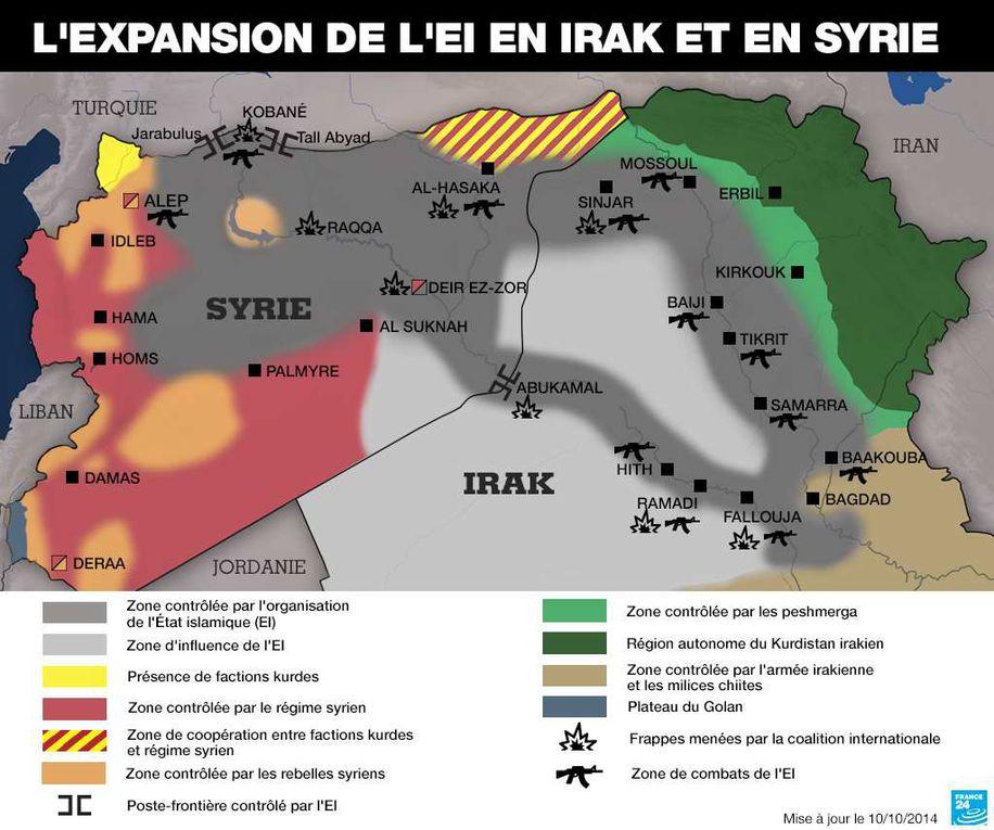 Le Moyen Orient va se libérer de l'influence des USA