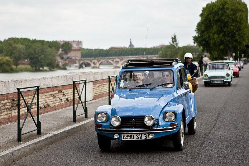 Traversée Historique de Toulouse 2011