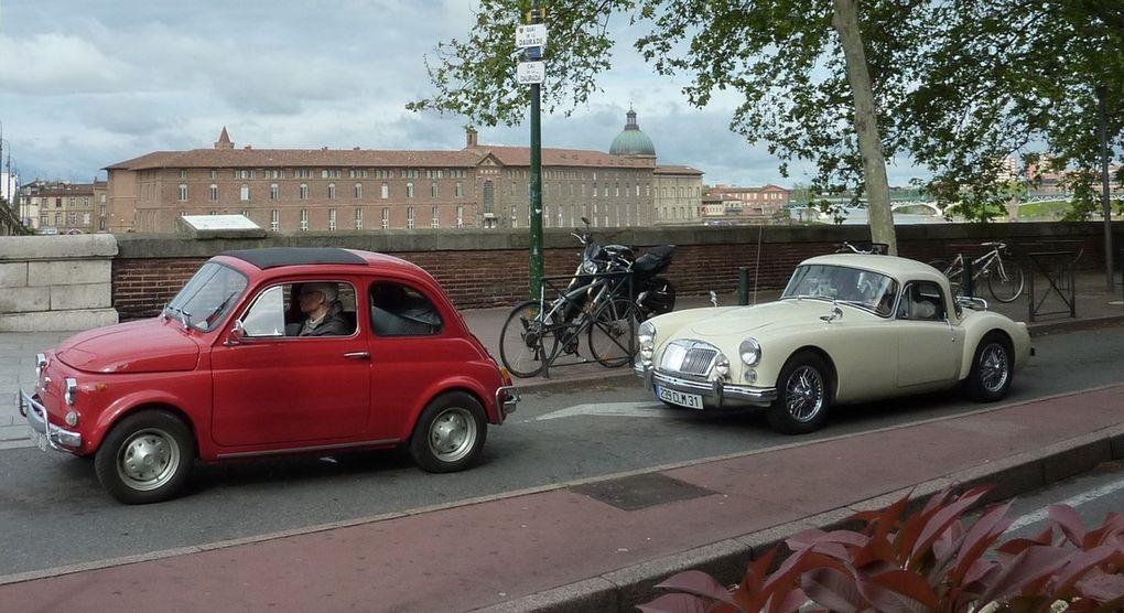 Traversée Historique de Toulouse 2012