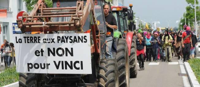 APPEL : Notre-Dame-des-Landes – samedi 27 février - Mobilisation générale
