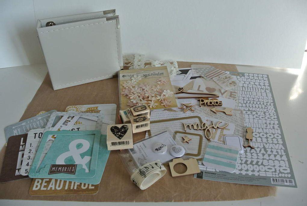 3 nouveaux Kits memory planner-Insta