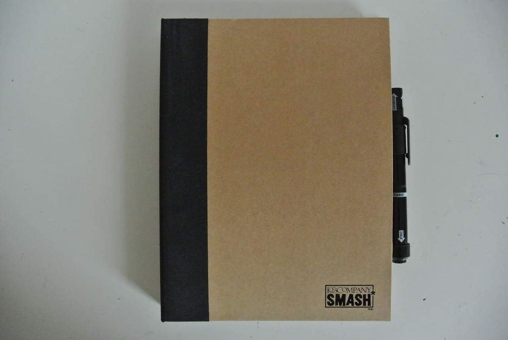 2 Kits Smash Book