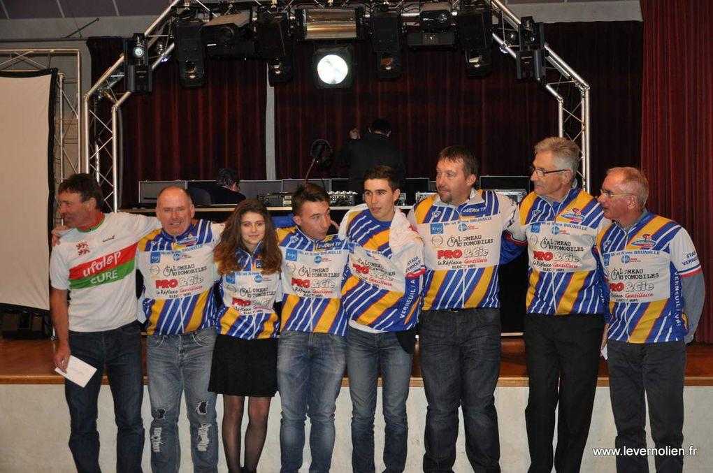 Stade Vernolien Cycliste AG 2015