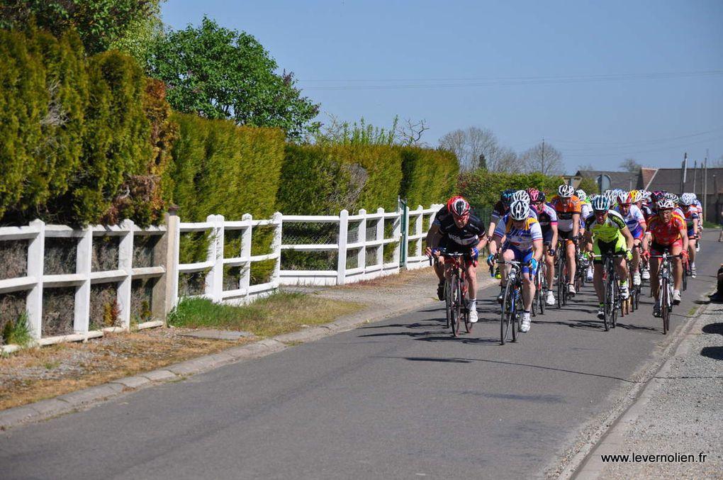 Stade Vernolien Cyclisme résultas