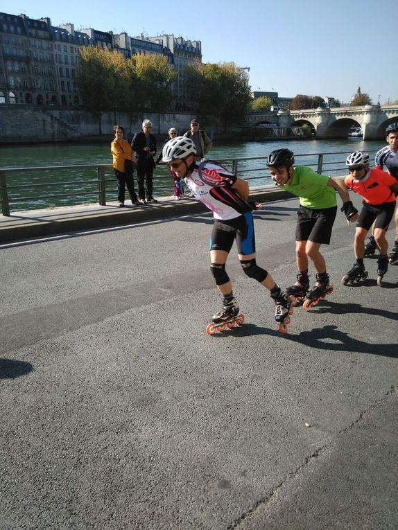 Sur les berges de la Seine... des paparazzis juste pour RLP. Merci à Carole et Thierry !
