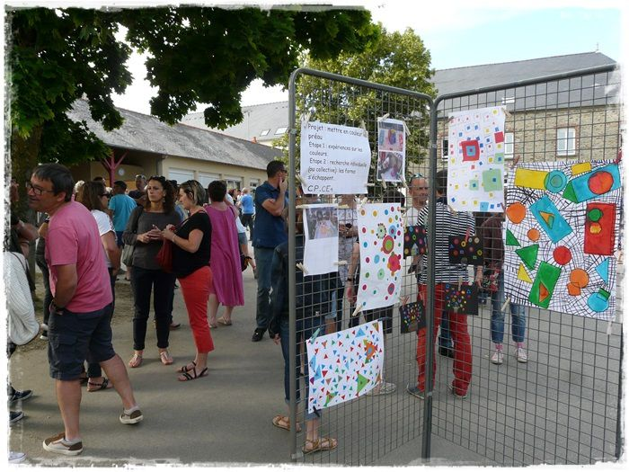 Ecole Saint-Michel  La Fête des Parents