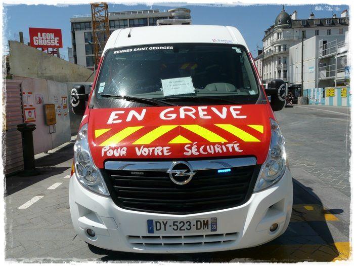 Rennes Sapeurs Pompiers