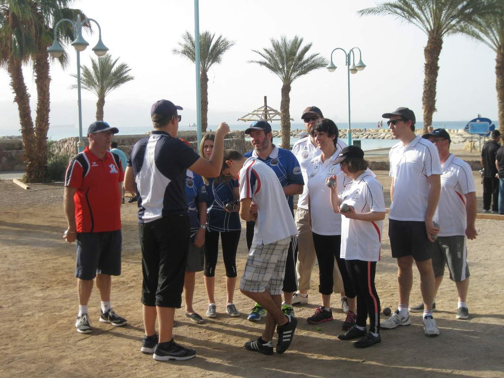 LE XIème INTERNATIONAL D'EILAT REUNIT 110 EQUIPES