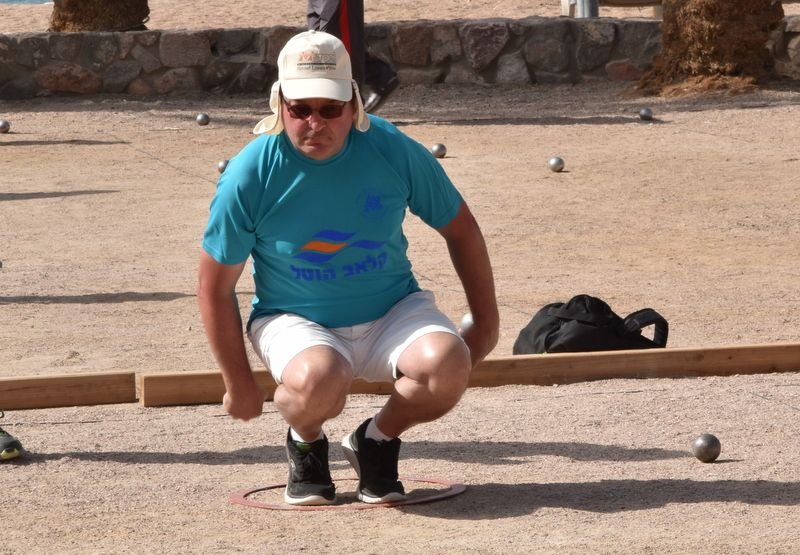 XIème International d'EILAT (ISRAËL): Le Classement, les Vidéos, les Photos