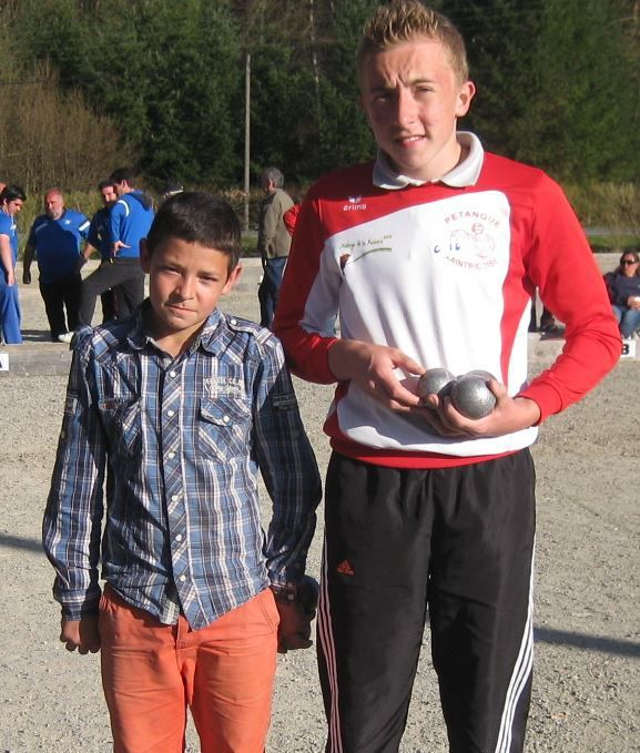 DIAPORAMA des Jeunes Champions