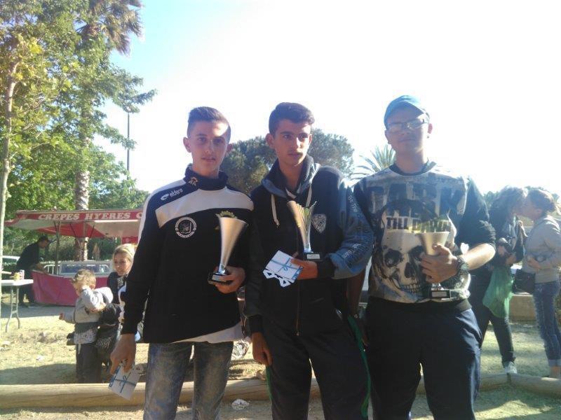 Résultats du Concours Jeunes du LAVANDOU (83)