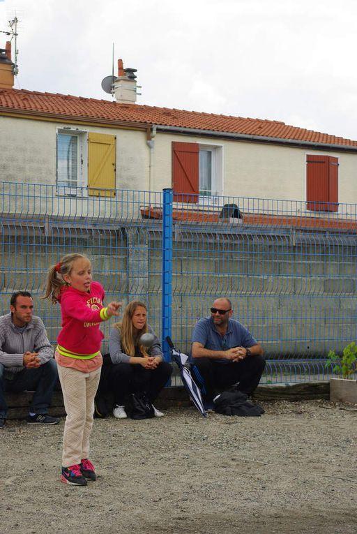 Concours Jeunes de BUFFEBIAU: Après la pluie, le beau temps ...