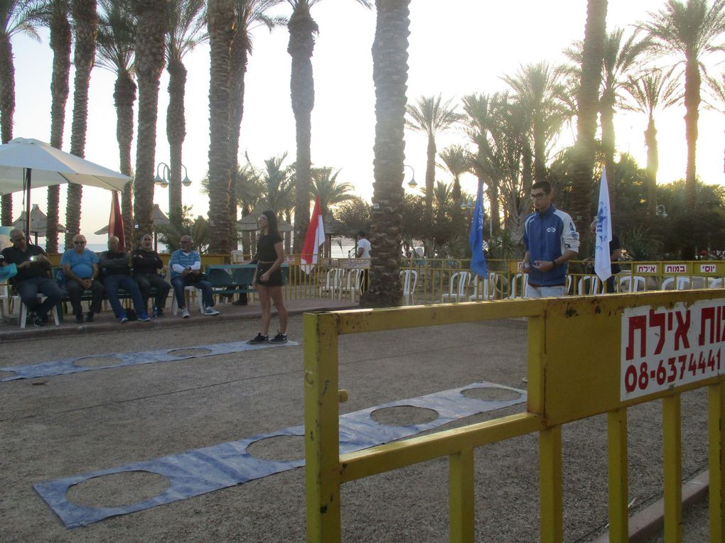 Théo Ballière remporte le Tir de Précision à l'International de EILAT &quot&#x3B;ISRAËL&quot&#x3B;