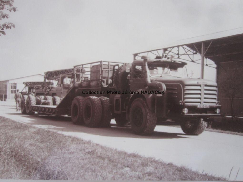 Charge-Utile HS : Les camions Berliet militaires