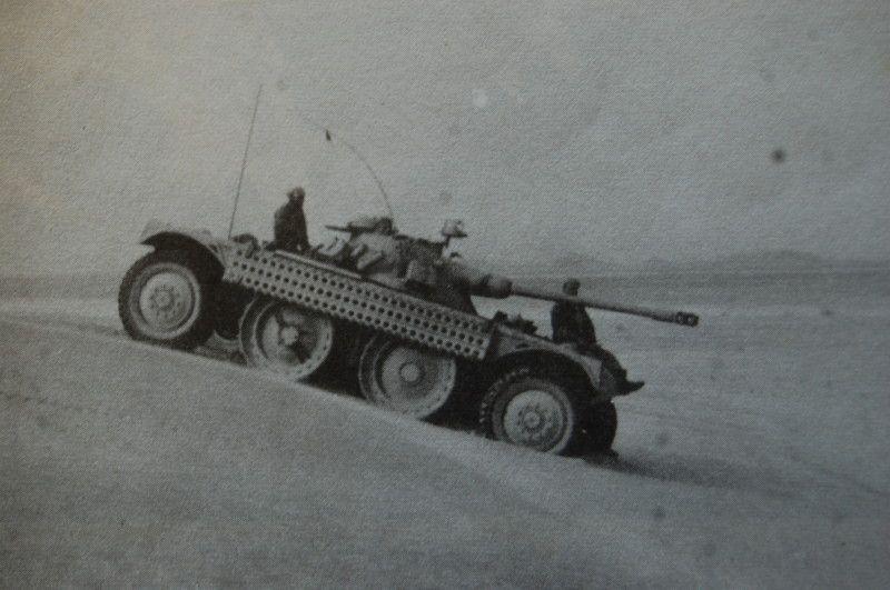 Panhard EBR  et équipage au 1/48 (Gaso.Line)