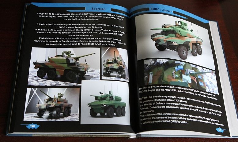 Quelques photos du livre