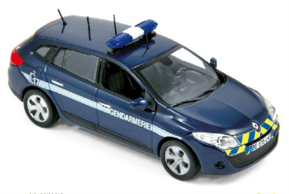 Véhicules de Gendarmerie