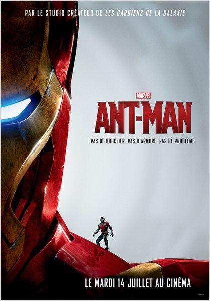 Cinéma: Ant-Man - 7/10