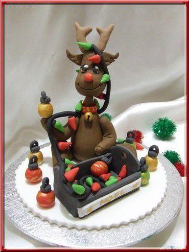 Photos de réalisation de Cake Design 3