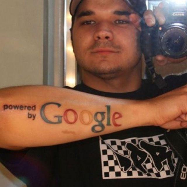 Nouvelle série sur les tatouages ratés...