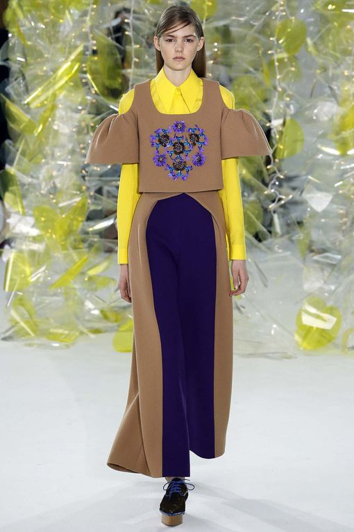 DELPOZO FALL/WINTER 2016 NYFW