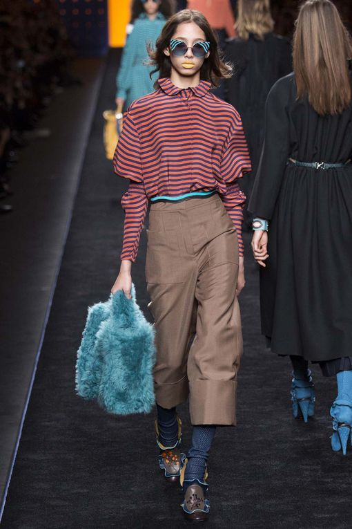 FENDI / FALL WINTER 2016 MFW