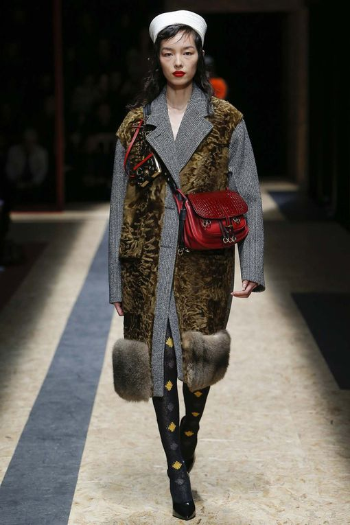 PRADA / FALL WINTER 2016 MFW