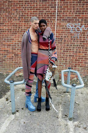 ANDREAS KRONTHALER for VIVIENNE WESTWOOD /  FALL 2016 CAMPAIGN