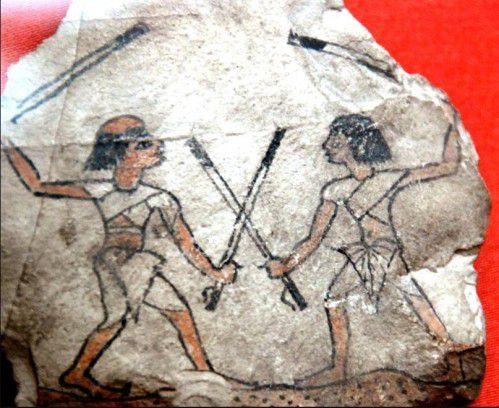Cette société de l'Égypte antique !