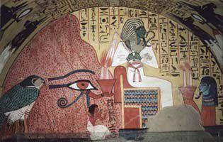 &quot&#x3B;Celui qui est en bonne santé&quot&#x3B;, l'Oudjat lié à l'idée d'intégrité ! (1)… en Égypte ancienne !