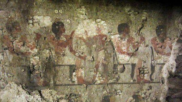 Une découverte accidentelle, celle d'un haut fonctionnaire de la 18e dynastie, &quot&#x3B;May&quot&#x3B; ! En Égypte antique !
