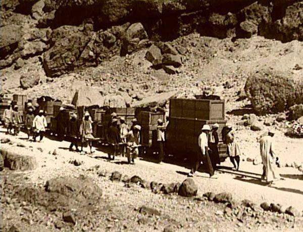 Pilleurs de sépultures, quand la publicité jouait contre les pillards... (9) en Égypte ancienne !