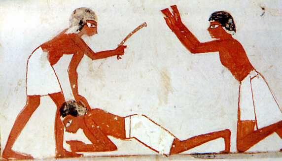 Maillons essentiels de l'économie, les paysans, ces &quot&#x3B;hommes de la terre noire&quot&#x3B; dans &quot&#x3B;les vergers d'Osiris&quot&#x3B; et leur génie rural… (4) en Égypte ancienne !
