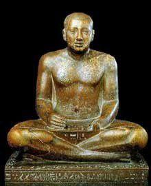 Les temples et leurs personnels : pharaon, prophètes, prêtres, prêtresses, les laïques,... (4) En Égypte ancienne !