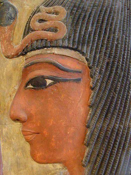Il fut brave, et conquérant, ses frontières de l'Est furent menacées, Séthy I...(2) En Égypte ancienne !
