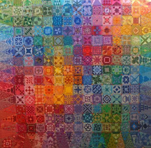 SMM 2016 : Du patchwork traditionnel de qualité