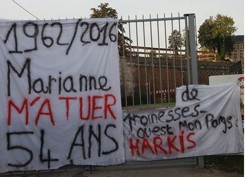 Guerre d'Algérie à Amiens (80) les Harkis demandent réparation