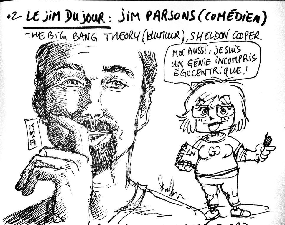 Le Jim du Jour