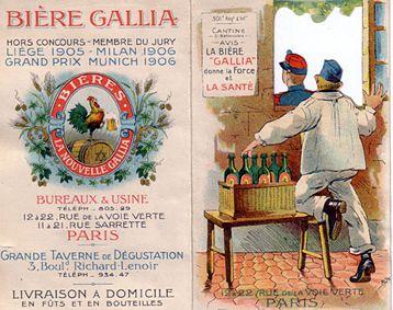 Gallia ? Plus underground, tu &quot&#x3B;cataphilises&quot&#x3B; !