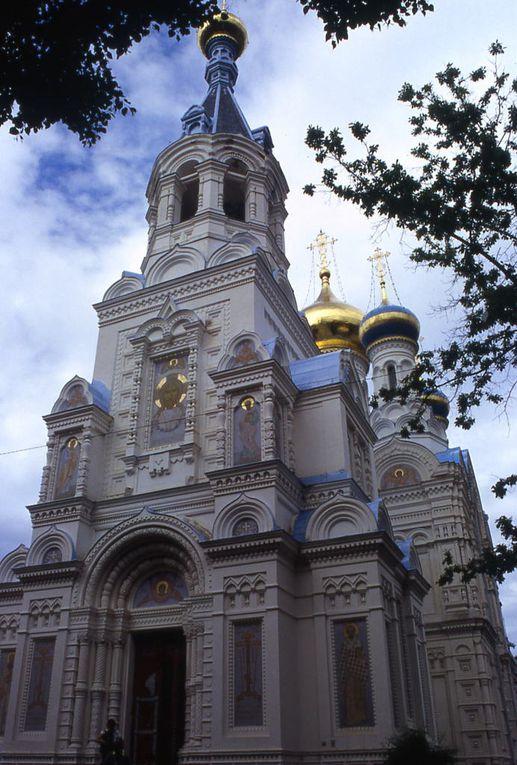 Eglise orthodoxe de Karlovy Vary