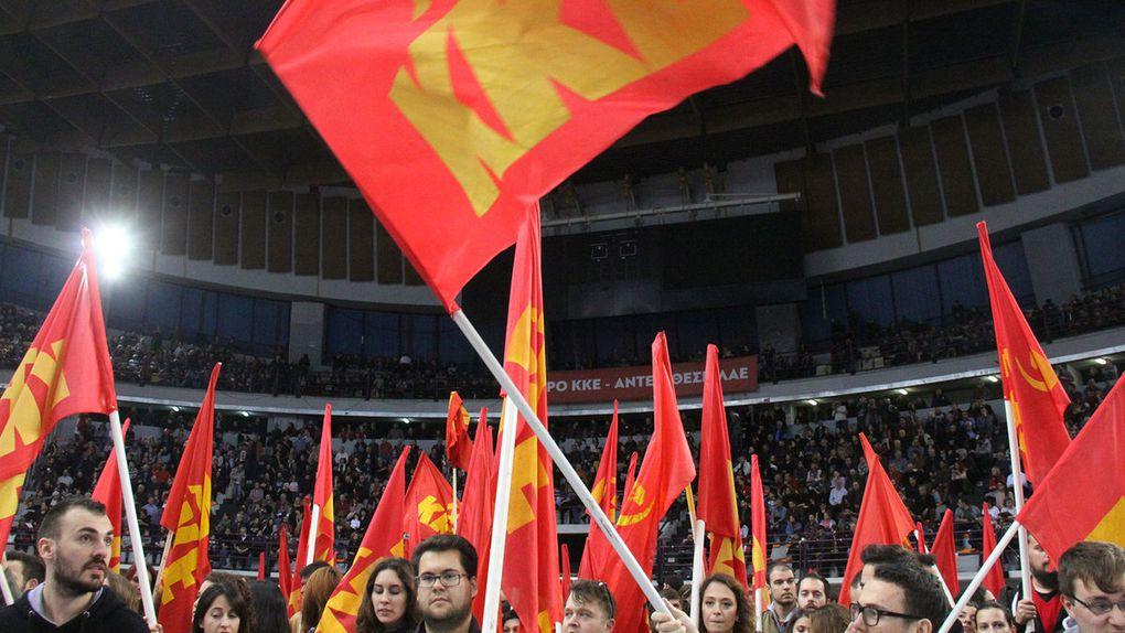 100 ans du KKE : des milliers de communistes grecs célèbrent un siècle de lutte de leur Parti !
