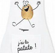Avoir la patate, ça vous dit quelque chose ?