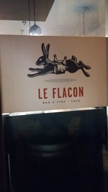 Bordeaux : &quot&#x3B;Le Flacon&quot&#x3B;, ça vous dit quelque chose ?